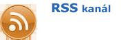 RSS kanál novinek